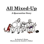 All Mixed Up book cover